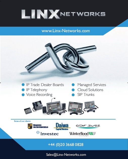 Linx-Networks Advert