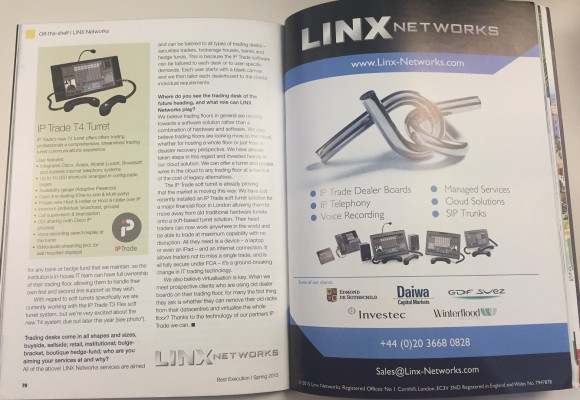 Linx Networks Article